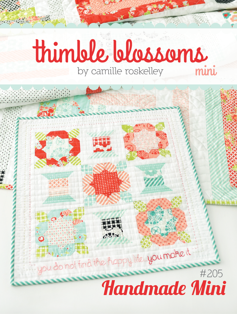 Cake Walk by Camille Roskelley of Thimble Blossoms