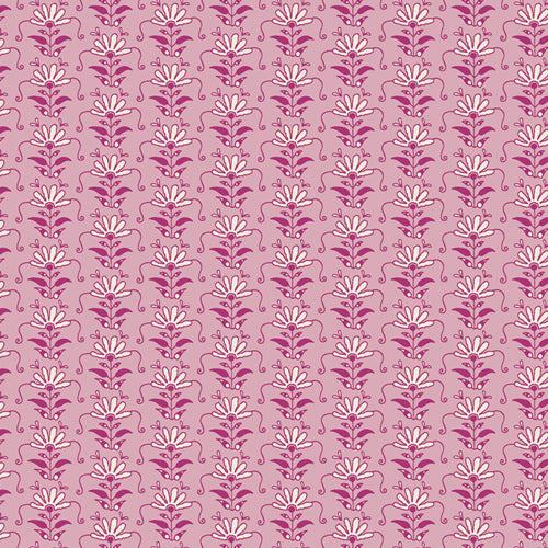 Elixir Paeonia by Maureen Cracknell for Art Gallery Fabrics Mystical Land
