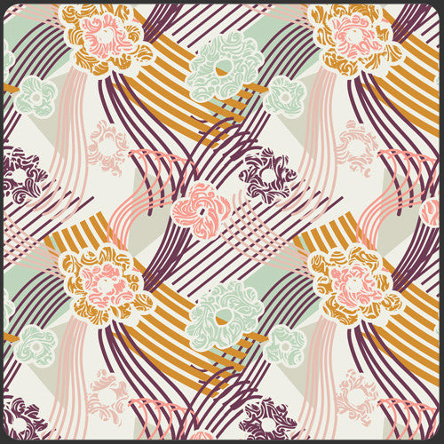 Swept Away Serenity by Pat Bravo for Art Gallery Fabrics - Lady Belle Fabric