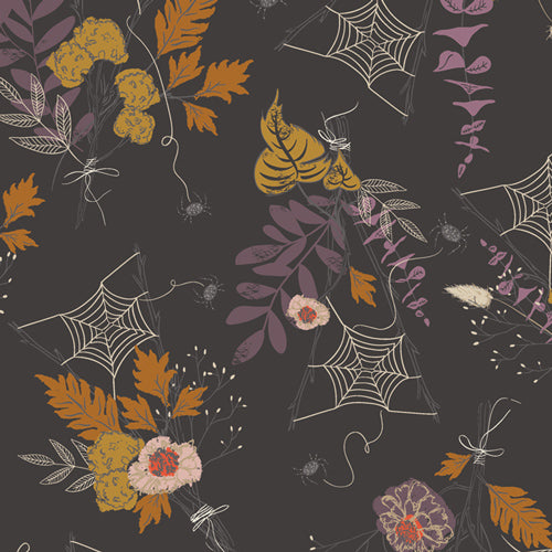 Spooky and Sweet Sweet Home Quilt Kit by Sharon Holland