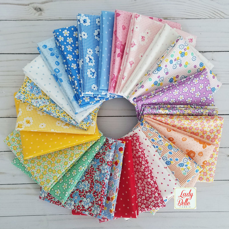 De la Luna Basics by Tula Pink for Free Spirit Fat Quarter Bundle