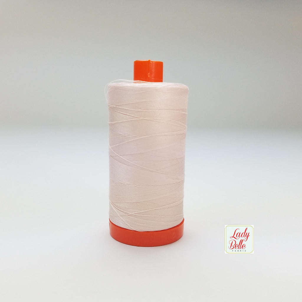Aurifil  50wt 1422yds Fairy Floss