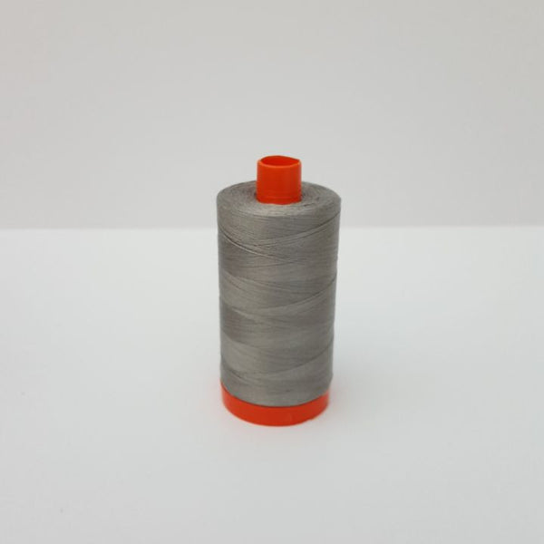 Aurifil Grey 2620 Thread 50wt 1300m