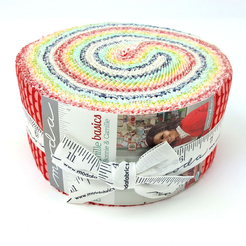 Compass Quilt Kit featuring Bella Solids by Moda