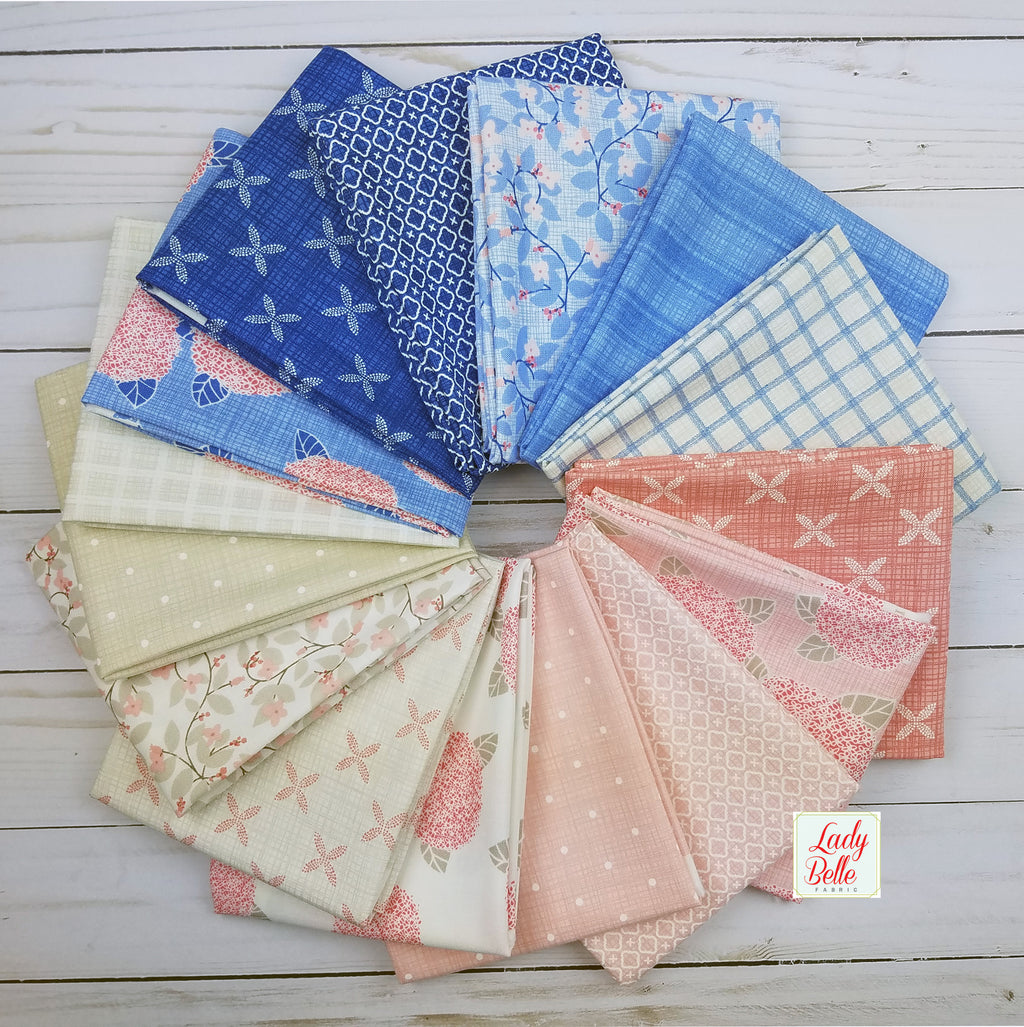 Bayberry by Kate and Birdie Paper Co. for Moda Half Yard Bundle