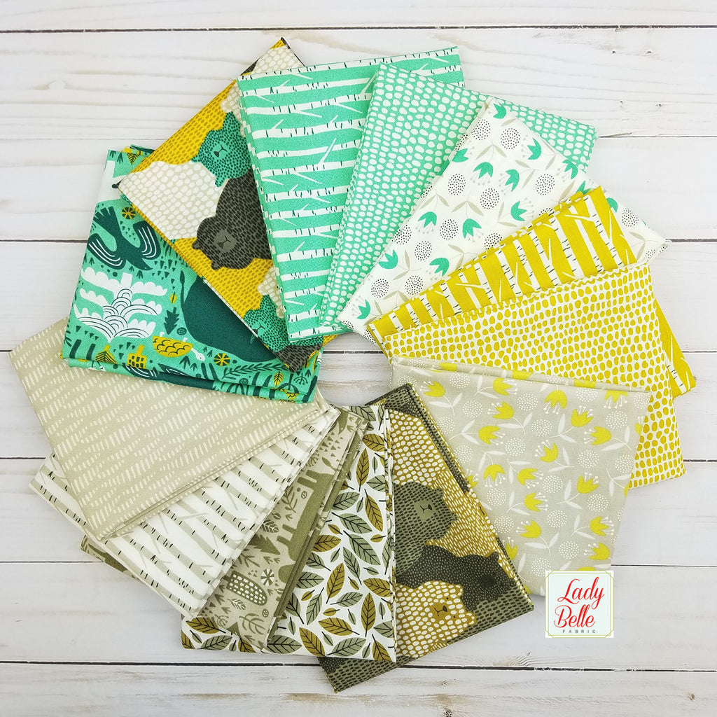 Big Sky by Annie Brady for Moda Fat Quarter Bundle