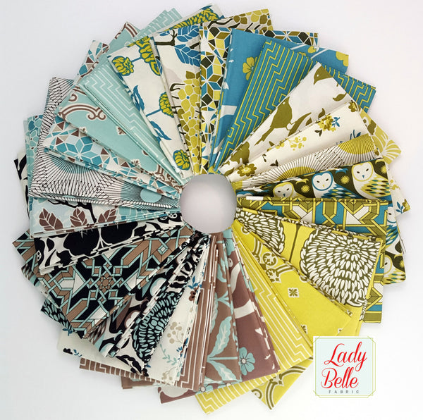 Birch Farm by Joel Dewberry for Free Spirit Fat Quarter Bundle
