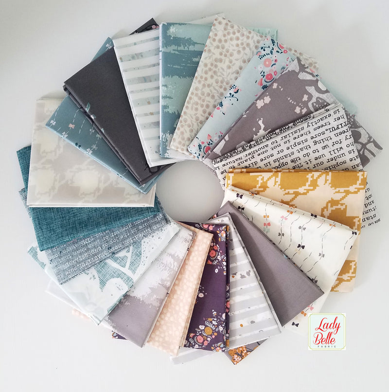 Blithe by Katarina Roccella for Art Gallery Fabrics Fat Quarter Bundle