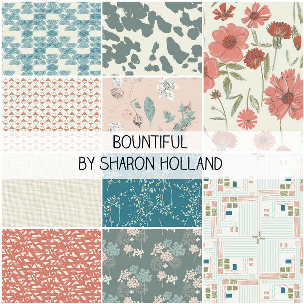 Bountiful by Sharon Holland for Art Gallery Fabrics Fat Quarter Bundle