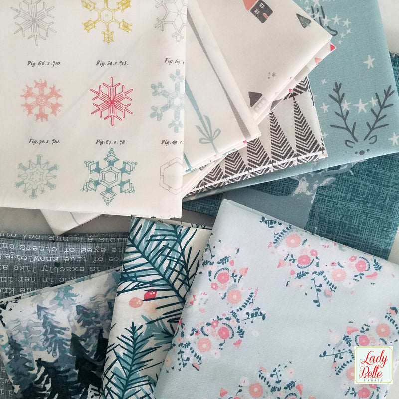 Winterland Bundle Up from Art Gallery Fabrics Fat Quarter Bundle