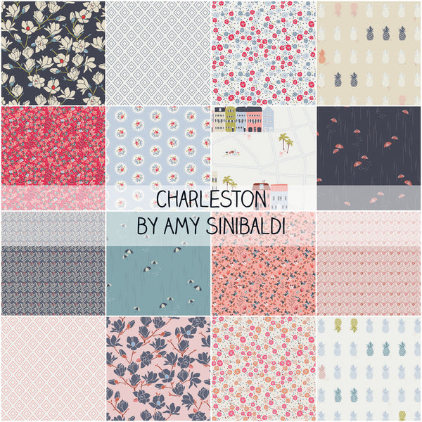 Charleston by Amy Sinibaldi for Art Gallery Fabrics Half Yard Bundle