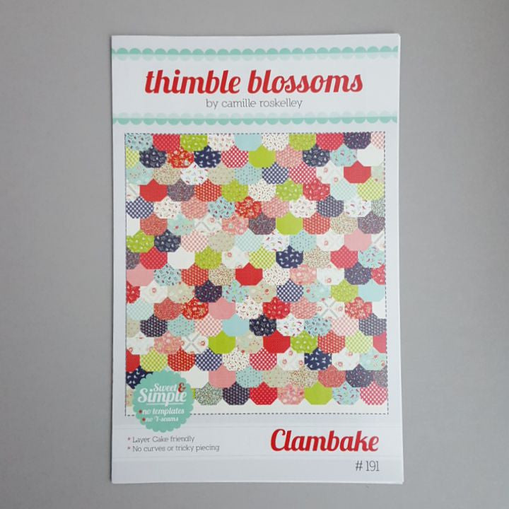 Flower Patch Mini by Thimble Blossoms