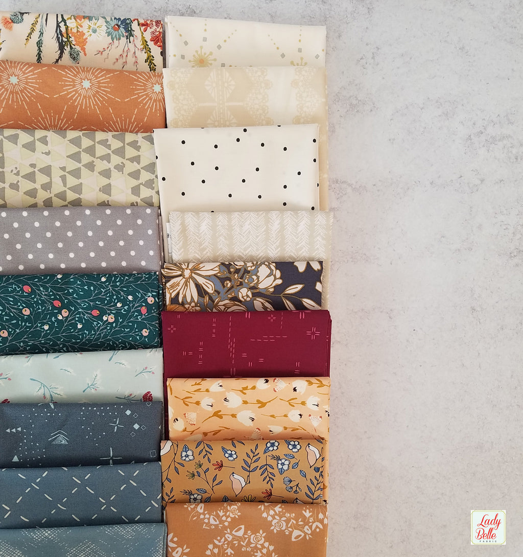 Cozy Winter Mix Up Bundle from Art Gallery Fabrics Half Yard Bundle