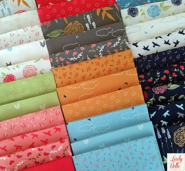 Creekside by Sherri and Chelsi for Moda Fat Quarter Bundle