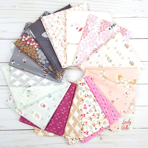 Dollhouse by Amy Sinibaldi for Art Gallery Fabrics Fat Quarter Bundle
