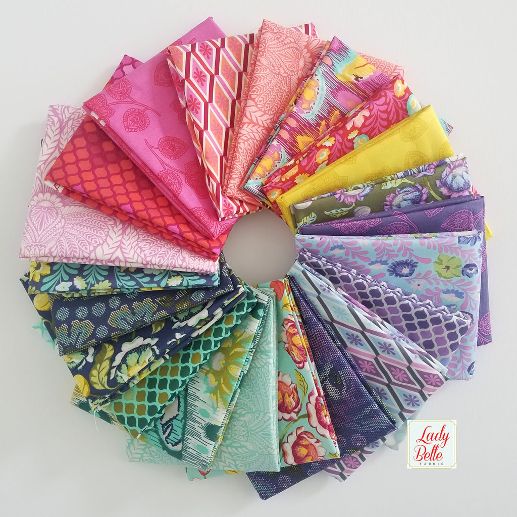 Eden by Tula Pink for Free Spirit Fat Quarter Bundle