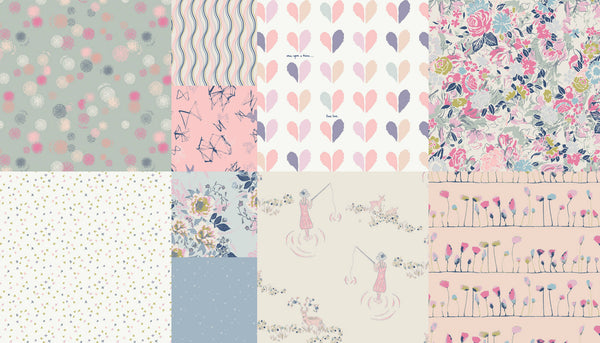 Ethereal Fusion by Art Gallery Fabrics Fat Quarter Bundle