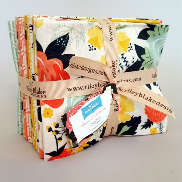 Fancy and Fabulous by Fancy Pants Designs for Riley Blake Fat Quarter Bundle