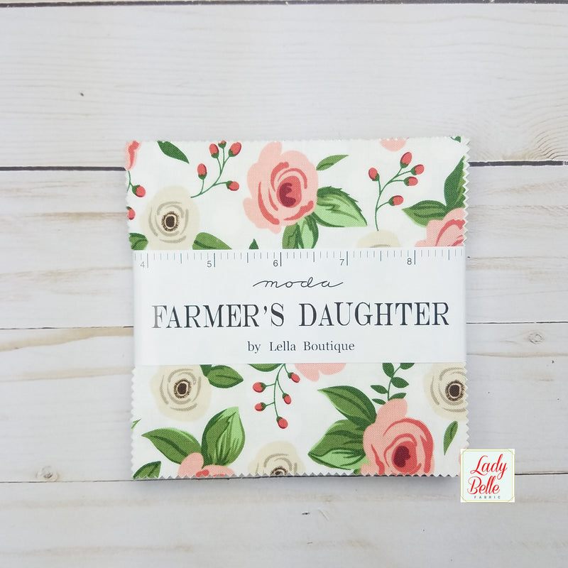 Farmers Daughter Charm Pack by Lella Boutique for Moda