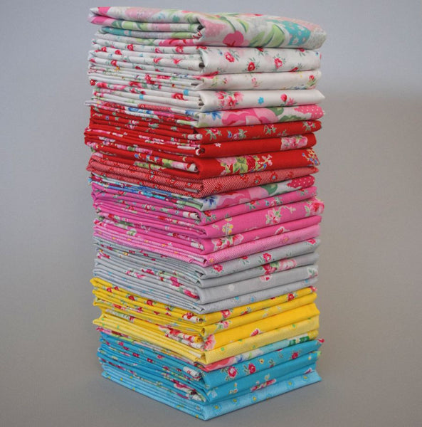 Flower Sugar fabric Bundle