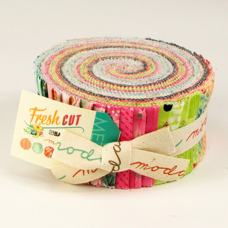 Paradiso by Kate Spain for Moda Jelly Roll