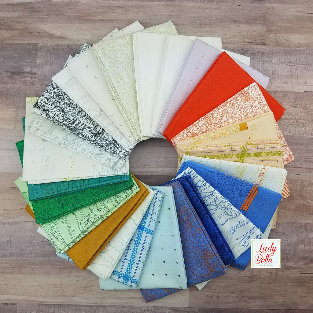 Friedlander by Carolyn Friedlander Fat Quarter Bundle for Robert Kaufman