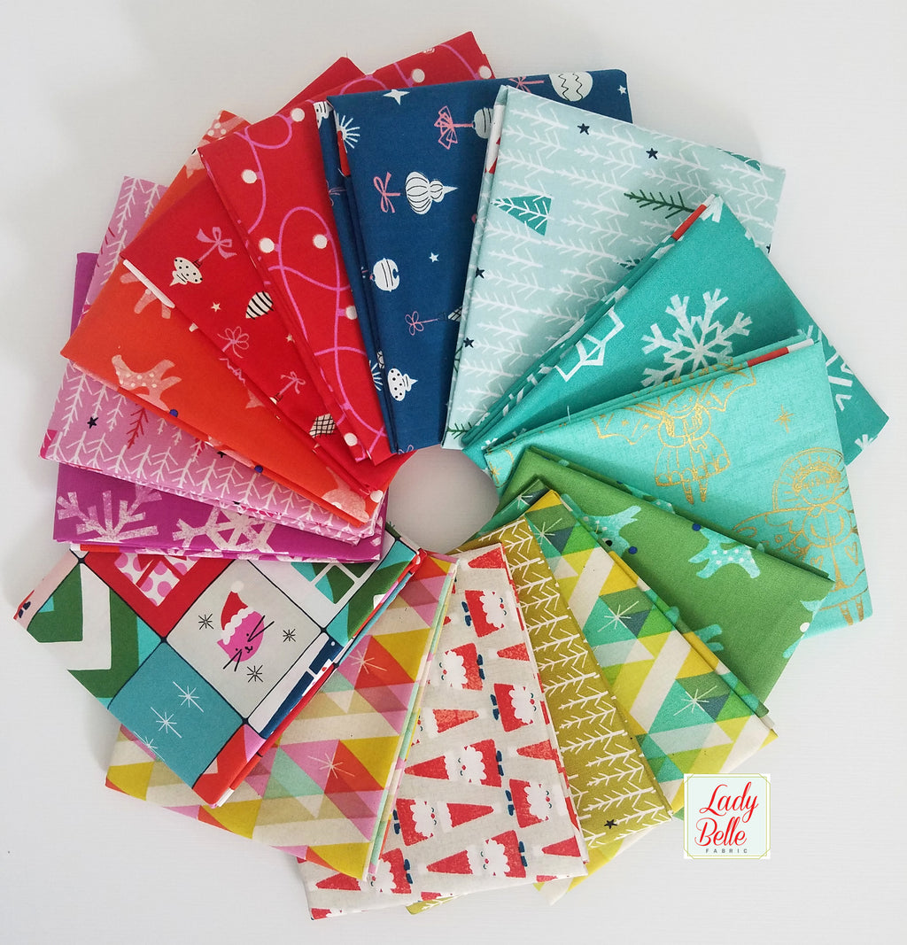 Garland by Cotton + Steel Fat Quarter Bundle