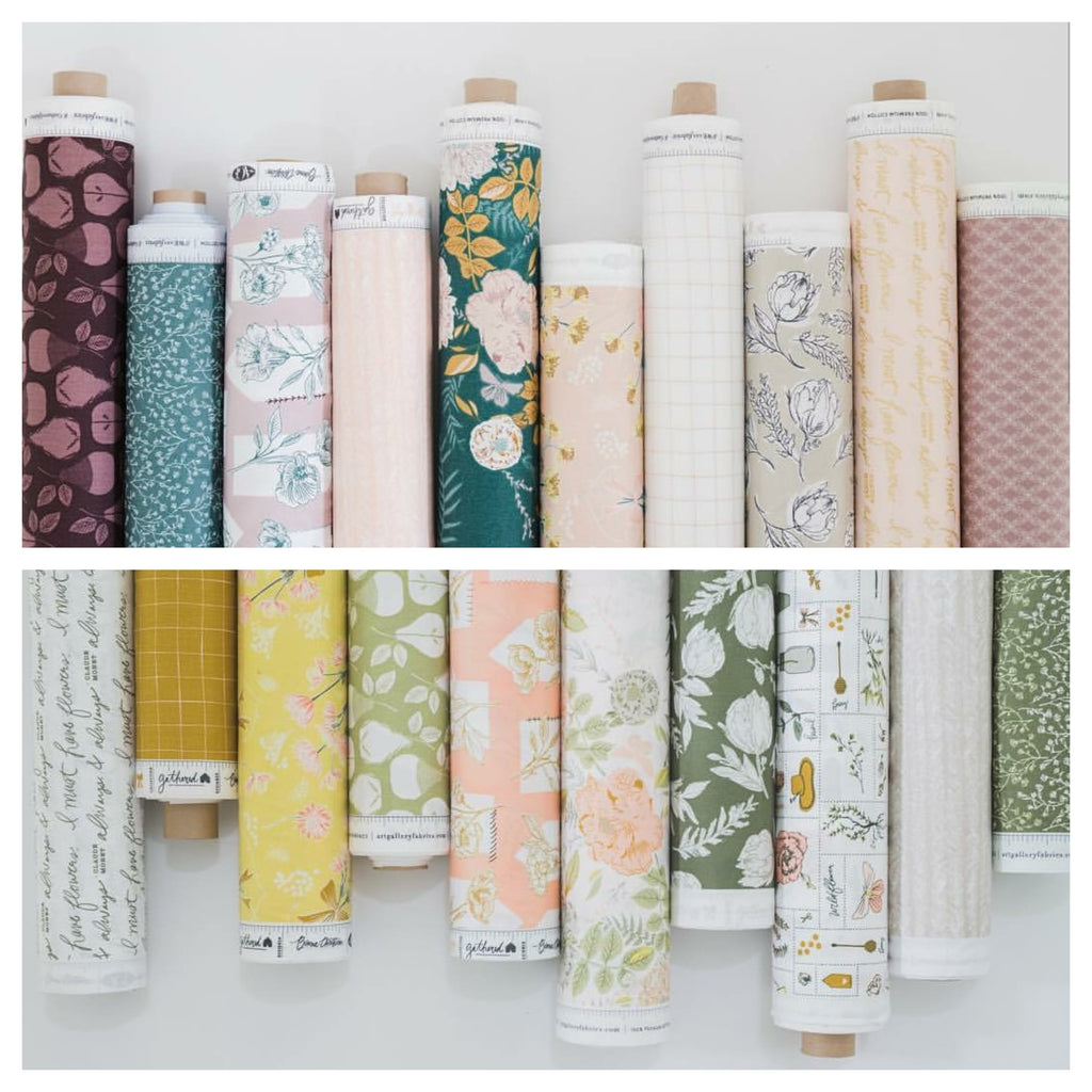 Gathered by Bonnie Christine for Art Gallery Fabrics Fat Quarter Bundle
