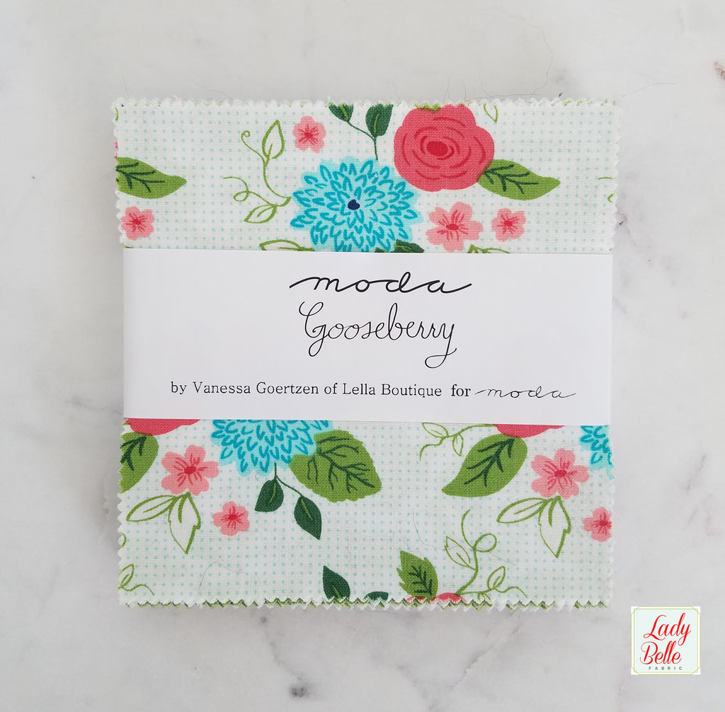 Gooseberry by Lella Boutique for Moda Charm Pack