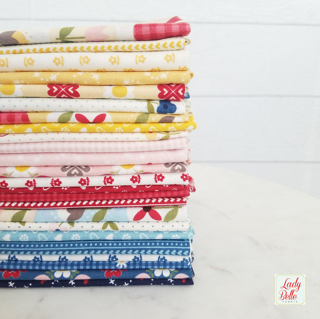 Gretel by Amy Smart for Penny Rose Fabrics Fat Quarter Bundle