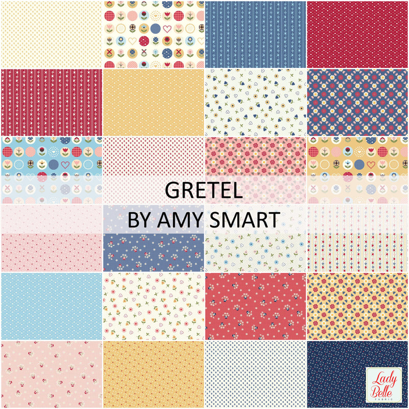 Gretel by Amy Smart for Penny Rose Fabrics Half Yard Bundle