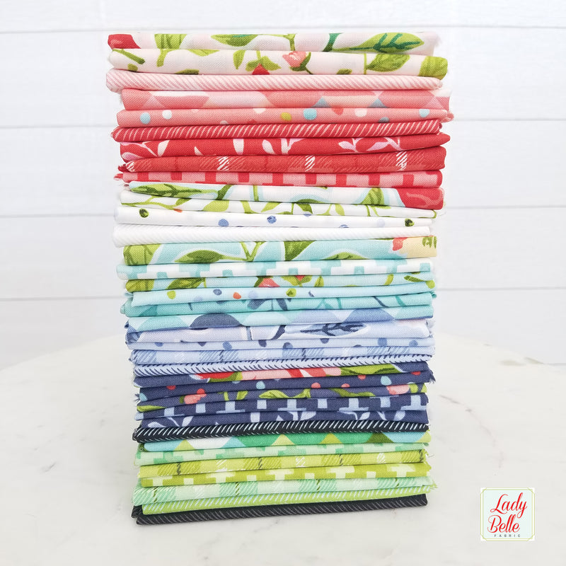 Hazelwood by One Canoe Two for Moda Fat Quarter Bundle