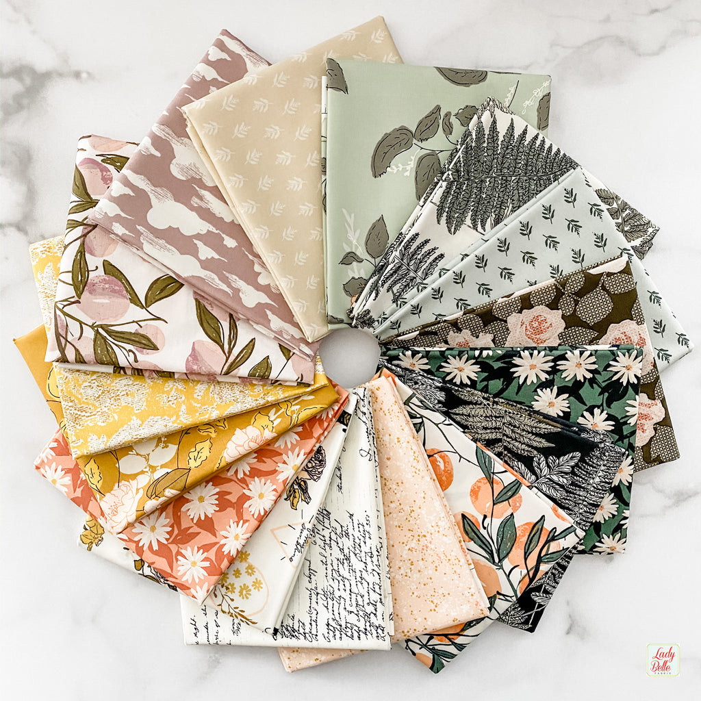 Her and History by Bonnie Christine for Art Gallery Fabrics Fat Quarter Bundle