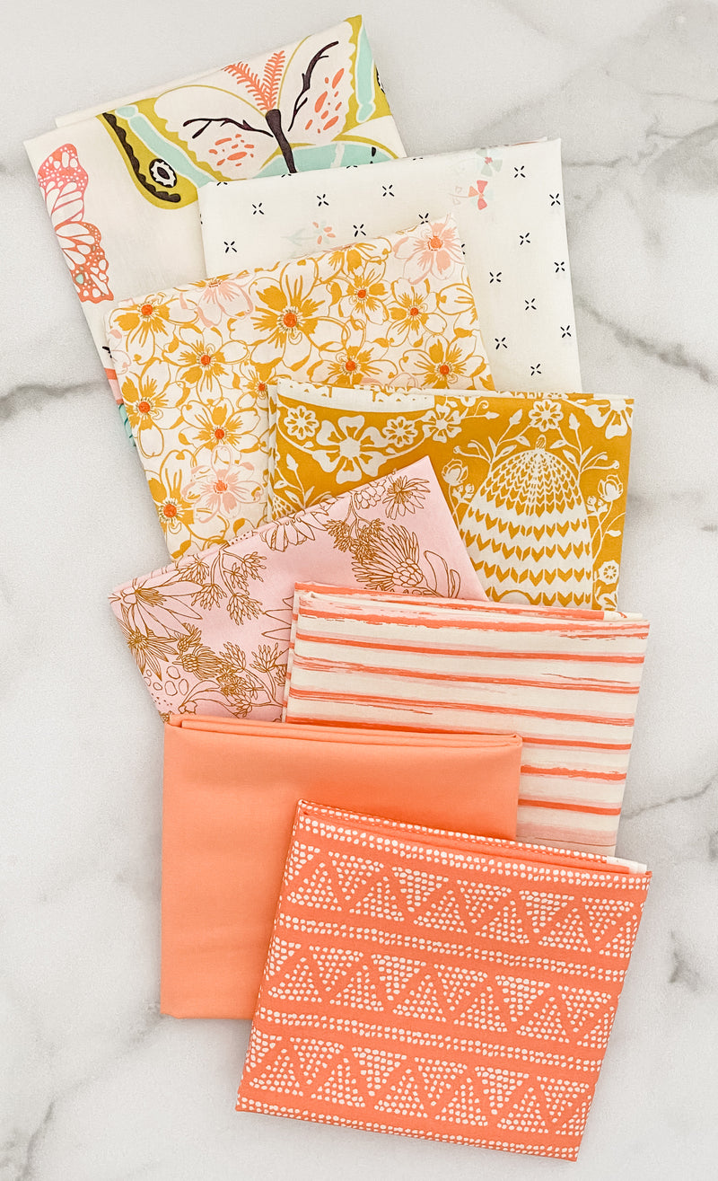 Sunny Day from Art Gallery Fabrics Fat Quarter Bundle