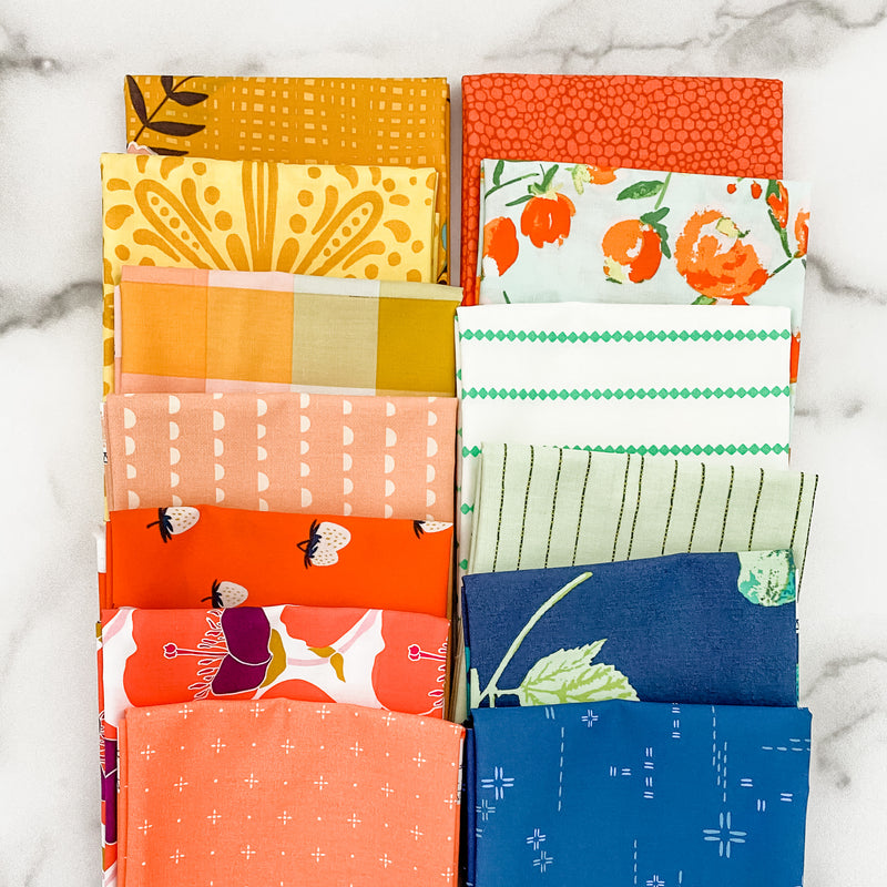 Southern Summer by Art Gallery Fabrics Fat Quarter Bundle