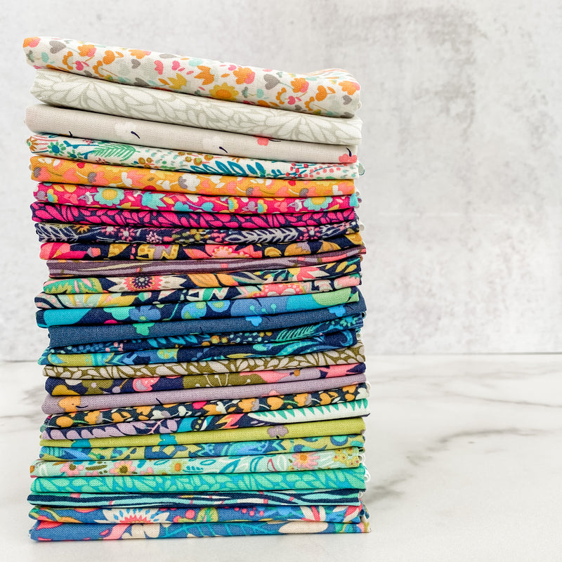 Solstice by Sally Kelly for Windham Fabrics Half Yard Bundle