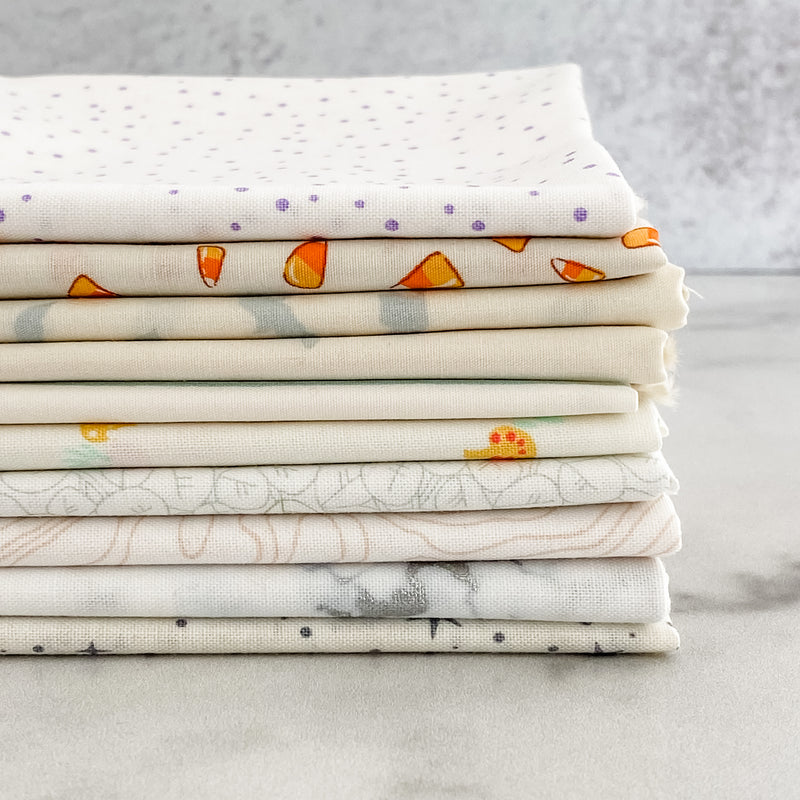 October Days Low Volume Fat Quarter Bundle