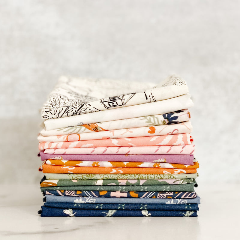 Lilliput by Sharon Holland for Art Gallery Fabrics Fat Quarter Bundle