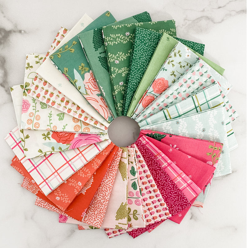 Sugarhouse Park by Amy Smart for Riley Blake Fat Quarter Bundle