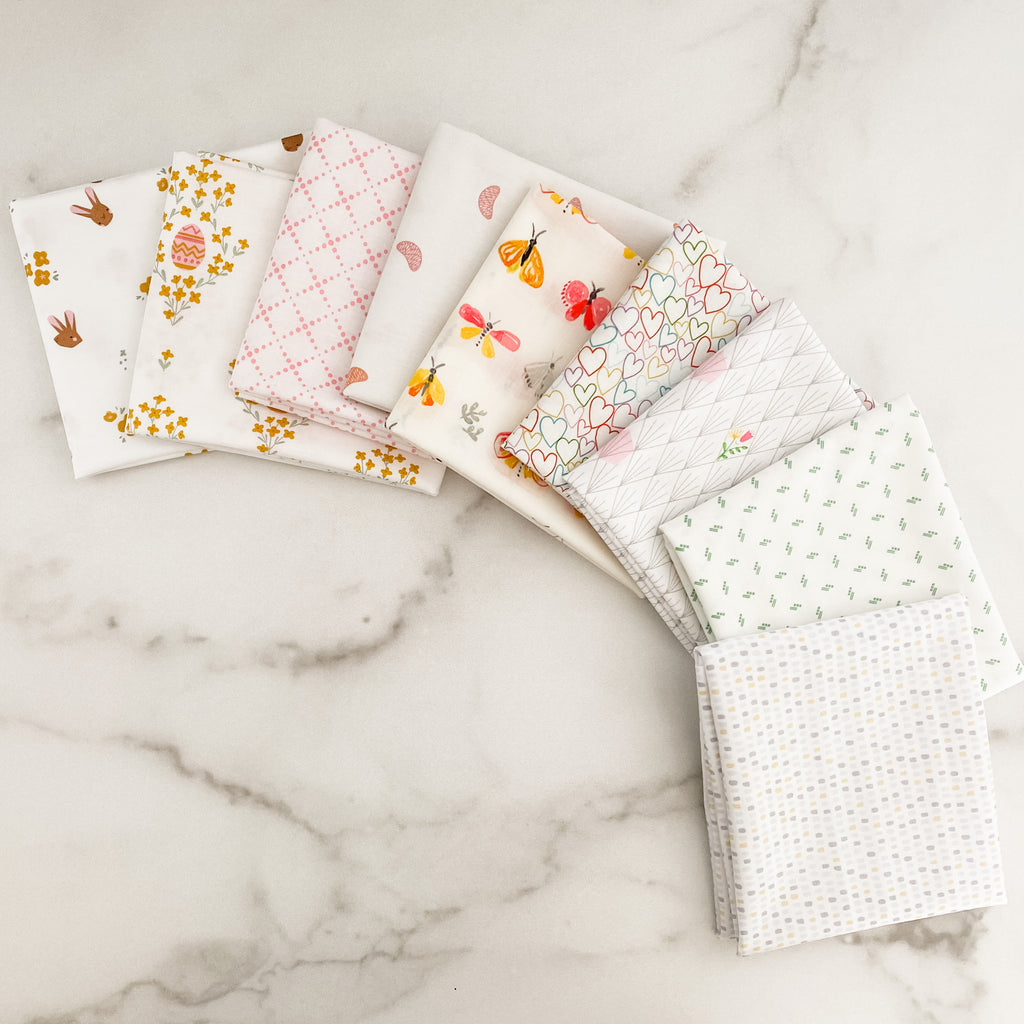 Hunny Bunny Low Volume Fat Quarter Bundle