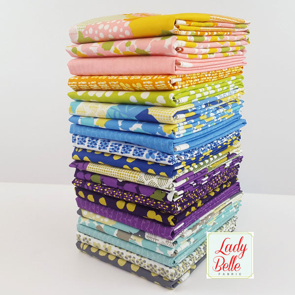 Irome by Kokka Fat Quarter Bundle