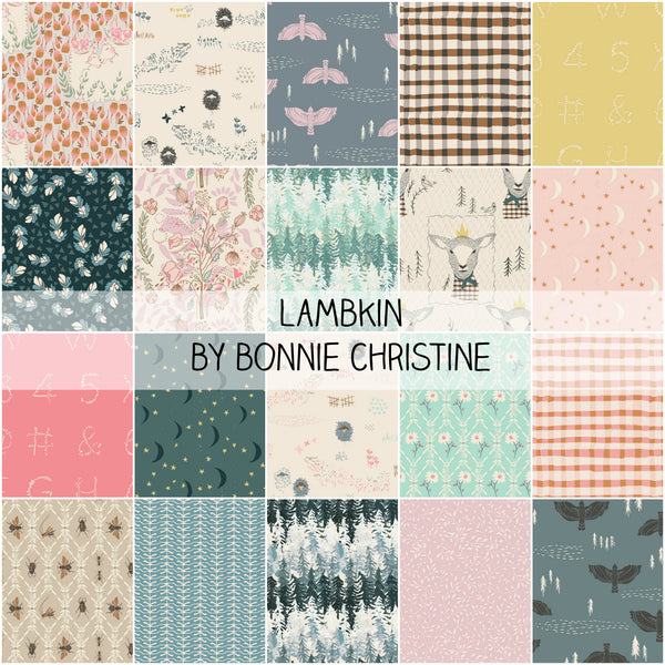 Lambkin by Bonnie Christine for Art Gallery Fabrics Fat Quarter Bundle