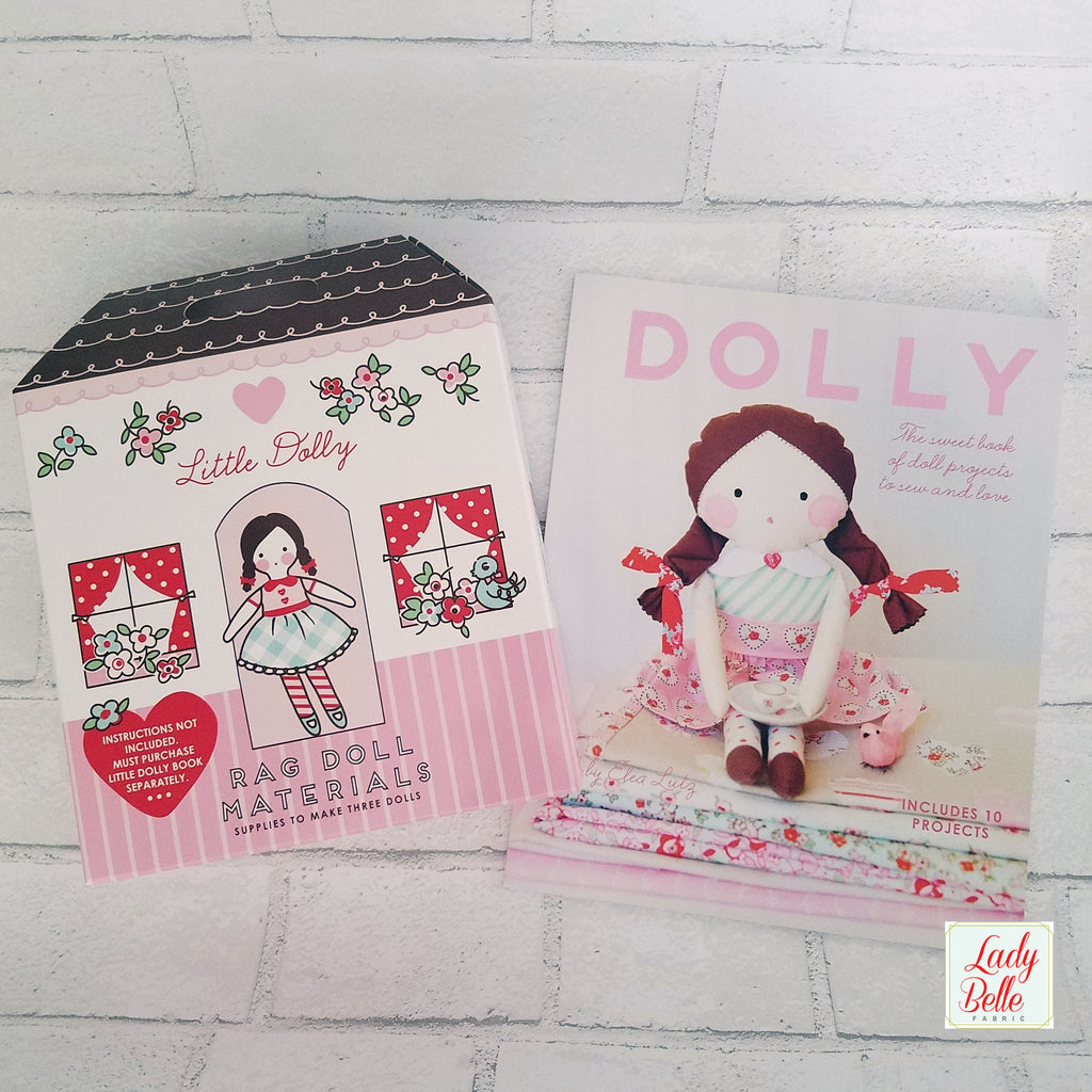 Dolly Making Kit and Book