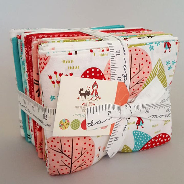 Lil Red by Stacy Iest Hsu for Moda Fat Quarter Bundle