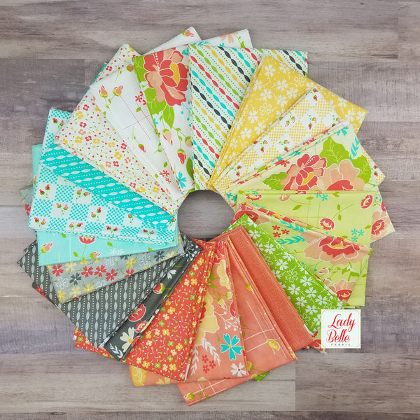 Lulu Lane by Corey Yoder for Moda Fat Quarter Bundle