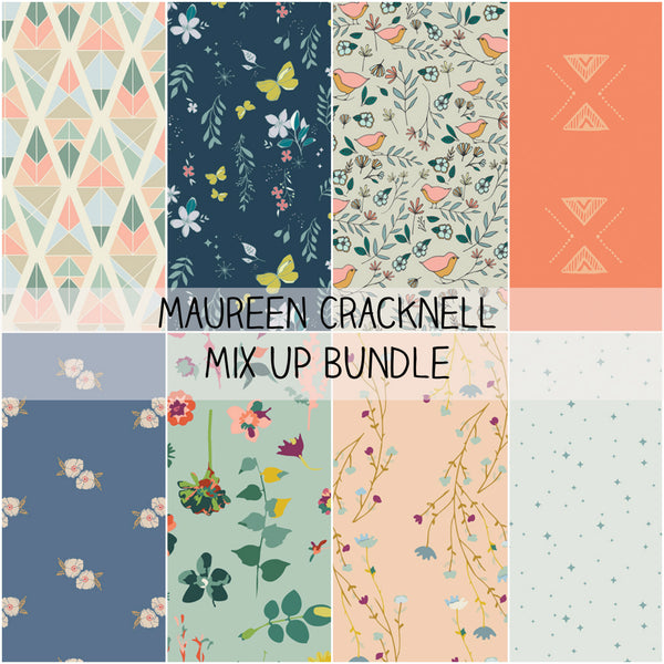 Maureen Cracknell Mix Up Fat Quarter Bundle