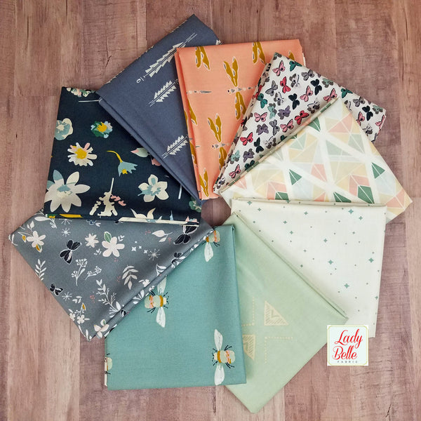 Maureen Cracknell Springtime Fat Quarter Bundle