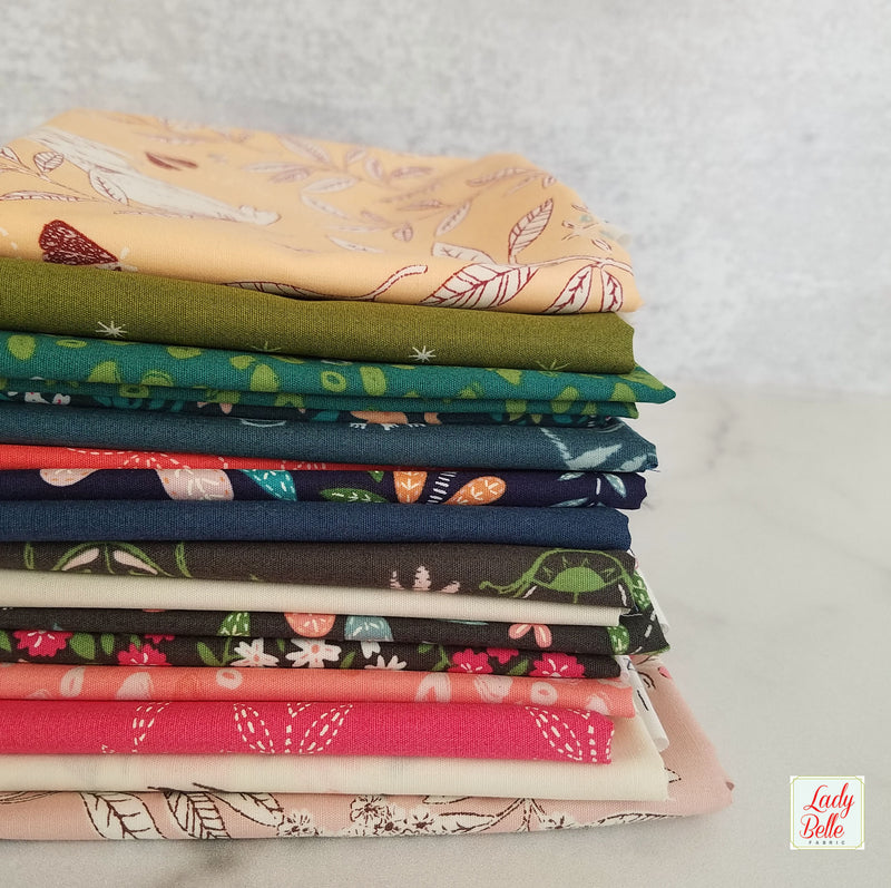 Meriwether by Art Gallery Fabrics Half Yard Bundle