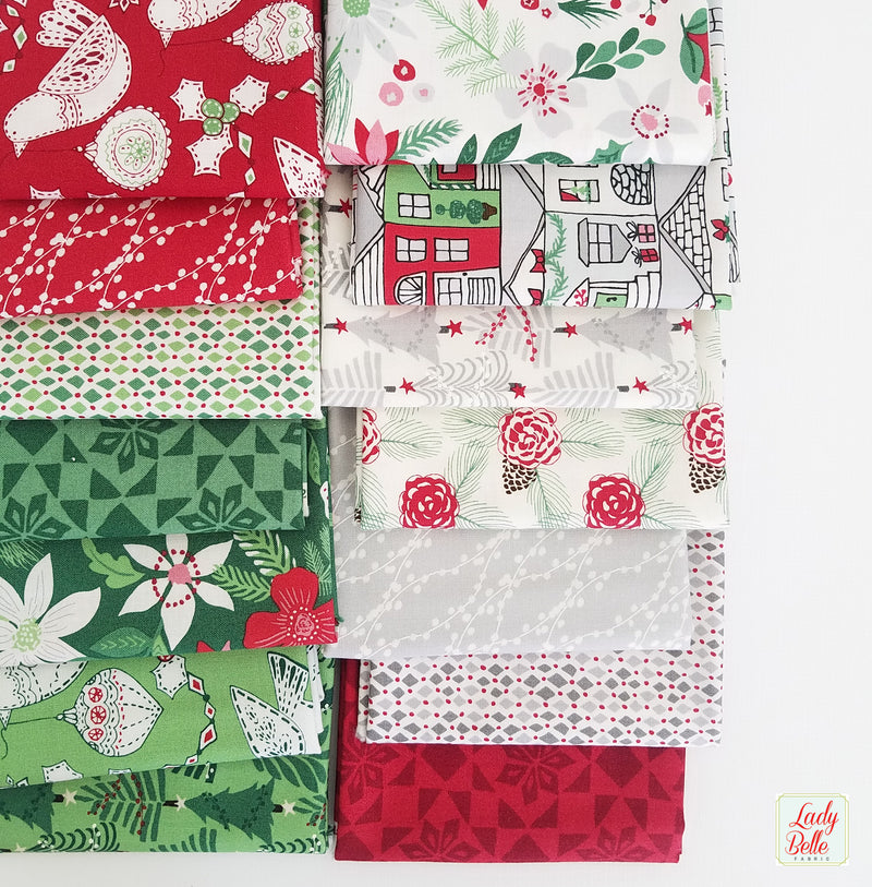 Merry Merry by Kate Spain for Moda Fat Quarter Bundle