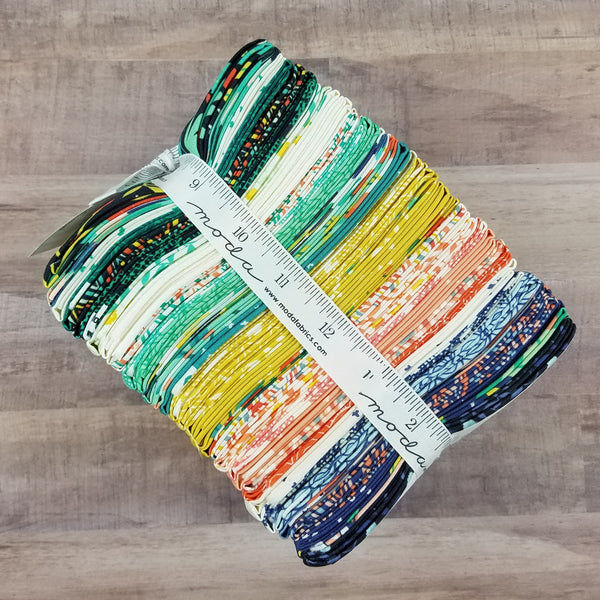 Midnight Garden by One Canoe Two for Moda Fat Quarter Bundle